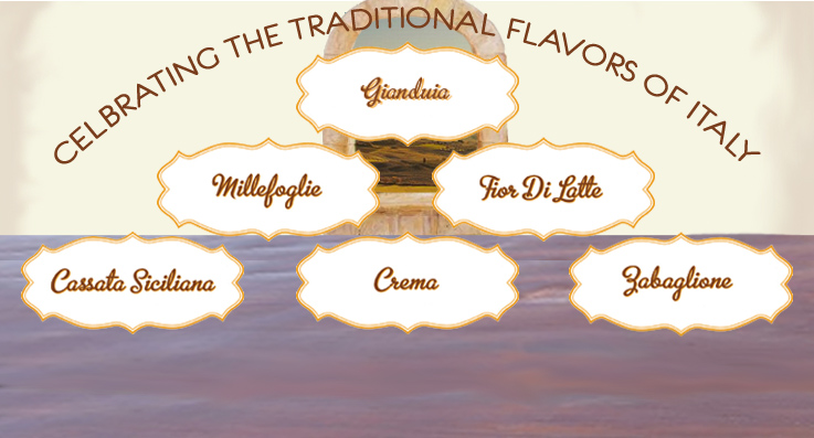 traditional flavors